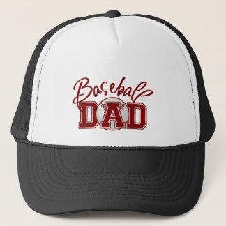 野球のパパ キャップ