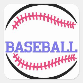 野球の一流の低下 スクエアシール