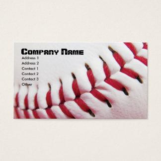 野球の名刺 名刺