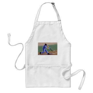 野球の強打者の芸術 スタンダードエプロン