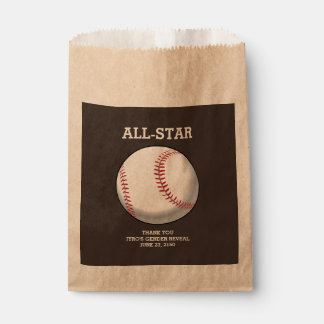 野球の性は好意のバッグを明らかにします フェイバーバッグ