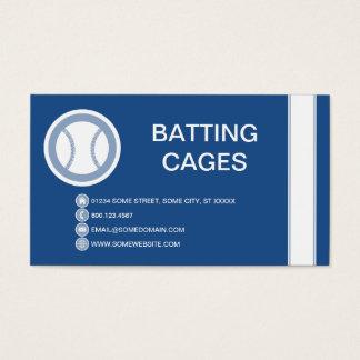 野球の泡 名刺
