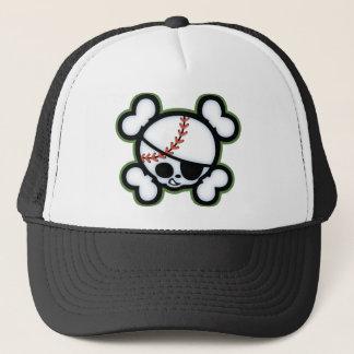 野球の海賊-子供 キャップ
