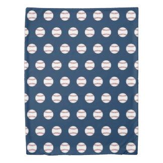野球の羽毛布団カバー 掛け布団カバー