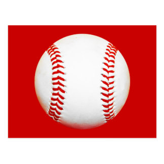 野球の郵便はがき はがき