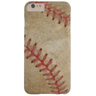 野球のFan-tastic_dirtyのball_oldの学校 Barely There iPhone 6 Plus ケース