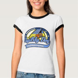 野球のRedboneのCoonhoundの敏捷 Tシャツ
