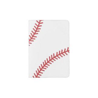 野球はパスポートカバーを遊ばします パスポートカバー