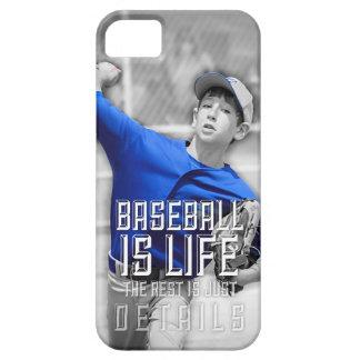 野球は生命電話箱です iPhone SE/5/5s ケース