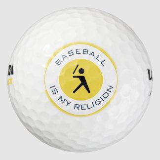 野球は私の宗教です ゴルフボール