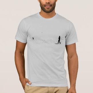 野球を投げること Tシャツ