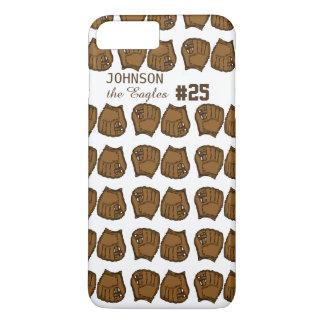 野球チームのカスタムのミット iPhone 8 PLUS/7 PLUSケース
