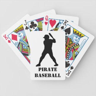 野球チームの精神 バイスクルトランプ