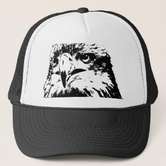 野球帽の《鳥》ハヤブサ キャップ