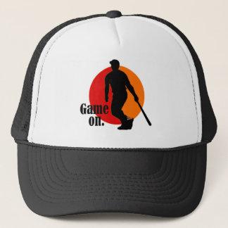 野球帽: ゲーム キャップ