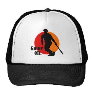野球帽: ゲーム ハット