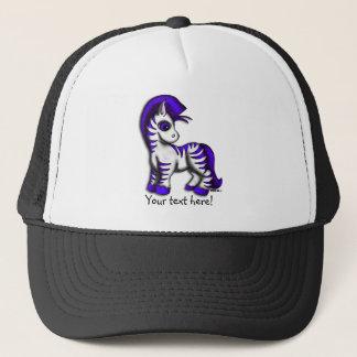 野球帽-ソエのシマウマ キャップ