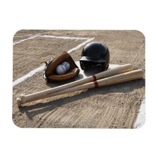 野球用グラブ マグネット