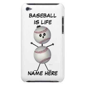 野球選手の漫画 Case-Mate iPod TOUCH ケース