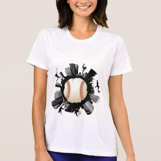 野球都市 Tシャツ