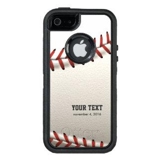 野球 オッターボックスディフェンダーiPhoneケース