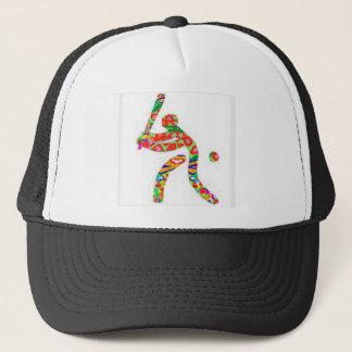 野球: ゲームはプレーヤーのチャンピオンのチーム球を遊ばします キャップ