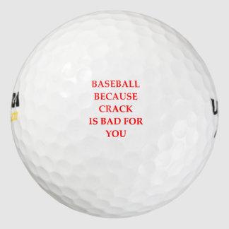 野球 ゴルフボール