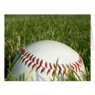 野球 ビッググリーティーングカード