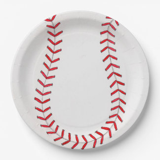 野球 ペーパープレート