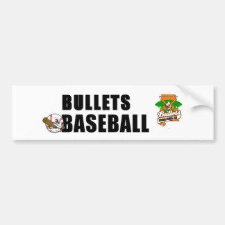 野球、野球ネットワーク バンパーステッカー