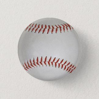 野球 3.2CM 丸型バッジ