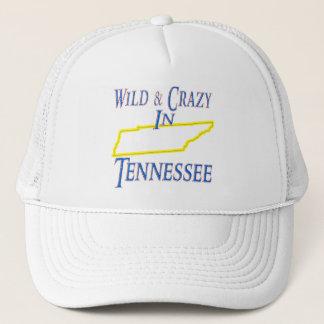 野生および熱狂するなテネシー州- キャップ