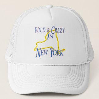 野生および熱狂するなニューヨーク- キャップ