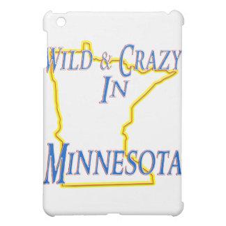 野生および熱狂するなミネソタ- iPad MINIカバー