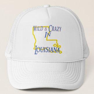 野生および熱狂するなルイジアナ- キャップ