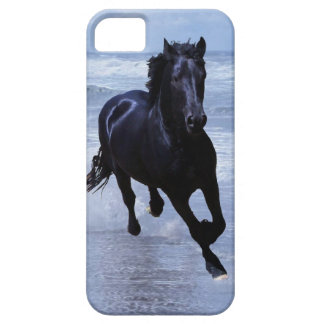 野生および自由な馬 iPhone SE/5/5s ケース
