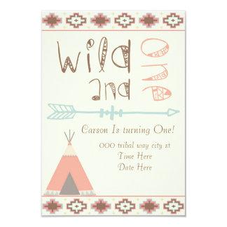 野生および1 カード