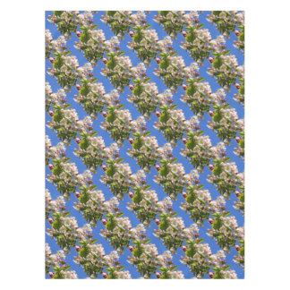 野生のりんごの木の花 テーブルクロス