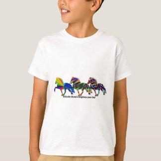 野生のアイスランド人 Tシャツ
