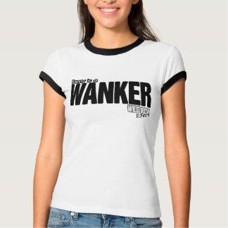 """野生のアイルランドの羨望は""""Denny wanker""""のTシャツです Tシャツ"""