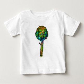 野生のアーティチョーク ベビーTシャツ