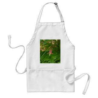 野生のオダマキ(植物) スタンダードエプロン