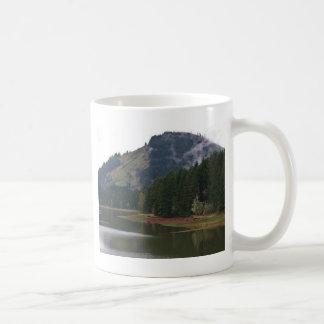 野生のオレゴン コーヒーマグカップ