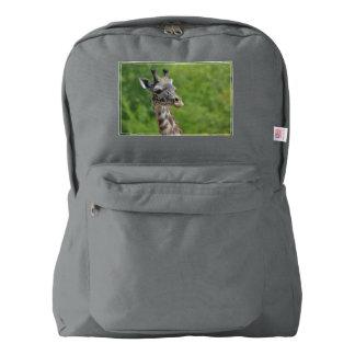 野生のキリン AMERICAN APPAREL™バックパック