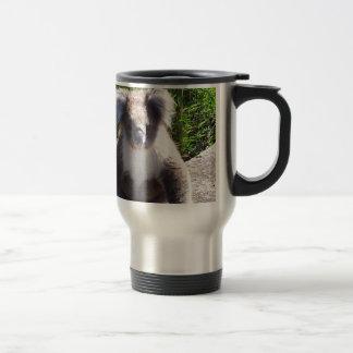 野生のコアラ トラベルマグ