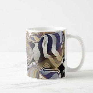 野生のサファリ コーヒーマグカップ