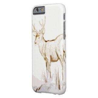 野生のシカ BARELY THERE iPhone 6 ケース