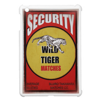 野生のトラ iPad MINI カバー