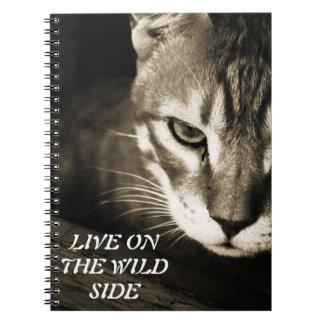 野生のノート ノートブック