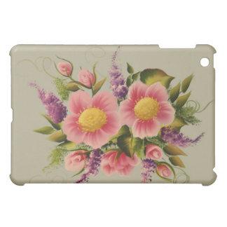 野生のバラおよびライラック iPad MINIケース